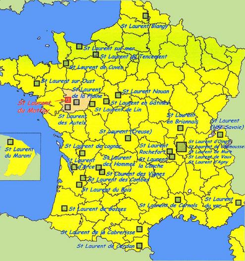 9° rassemblement 22 - 23 - 24 août 2008 à Saint-Laurent-du-Mottay