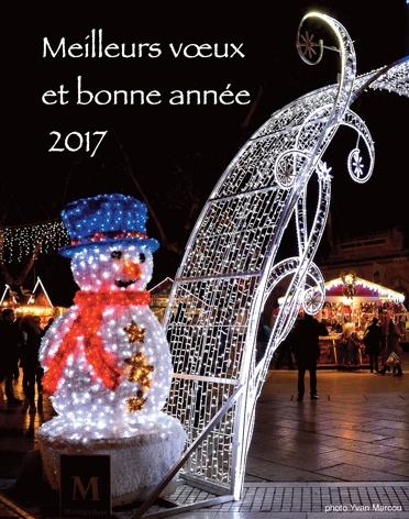 Les membres du conseil d'administration et les membres du réseau des Saint-Laurent de France vous souhaitent une bonne année.