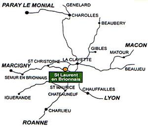 10° rassemblement - 3, 4 et 5 juillet 2009 - Saint-Laurent-en-Brionnais