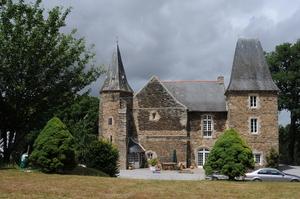 Château de Beaumont XVIII° siècle