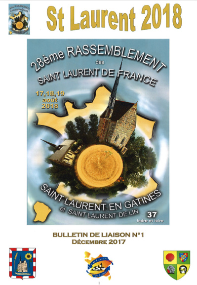 28° rassemblement - Saint-Laurent-en-Gâtines - Information n°2