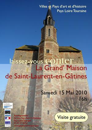 Saint-Laurent-en-Gâtines