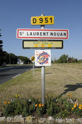 Les Saint-Laurent de France qui se signalent