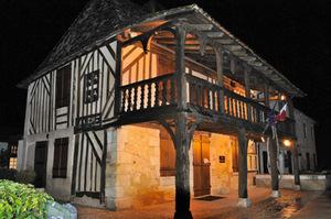 Maison avec galerie en bois, XVIe et XVIIe siècles