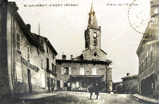 Eglise avant 1961