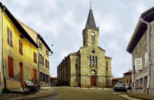 Eglise actuelle