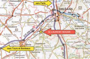 21° rassemblement à Saint-Laurent-Nouan les 15 - 16 et 17 juillet 2011