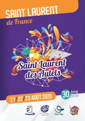 30° rassemblement - Saint-Laurent-des-Autels 21 - 22 - 23 août 2020 - Info n°3