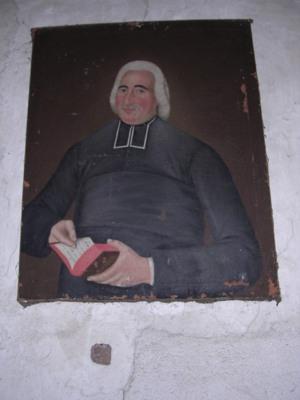 L'église Saint Laurent-Saint Germain de Saint-Laurent-des-Eaux