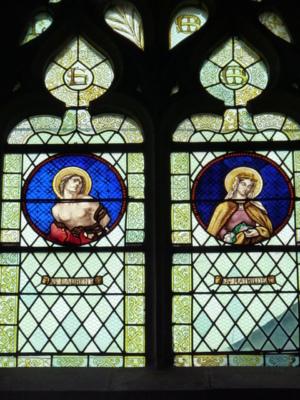 St Laurent et Ste Mathilde