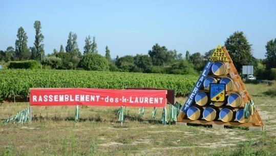 22° Rassemblement à Saint-Laurent-d'Arce (33240) Aquitaine 2012