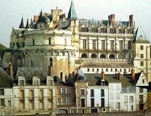 Château royal d'Amboise.