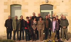 Lien N°25 - Bulletin de liaison des Saint-Laurent de France.