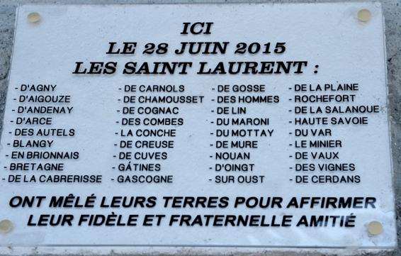 25° Rassemblement 26 - 27 et 28 juin 2015 - Saint-Laurent-de-Cerdans.