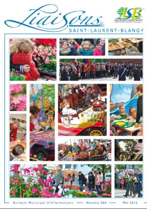 Bulletin municipal N° 260 - mai 2015