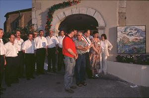 6° Rassemblement - 27 et 28 juillet 2002 - Saint-Laurent-de-Gosse (40390 - Landes) Aquitaine