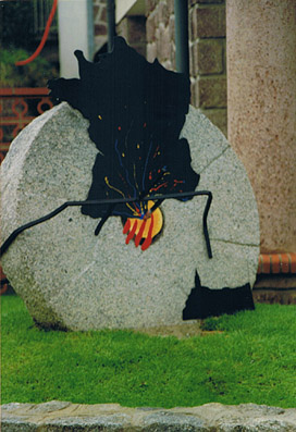 1er Grand Rassemblement - 5 et 6 juillet 1991 - Saint-Laurent-de-Cerdans (66260 - Pyrénées-Orientales) Languedoc-Roussillon