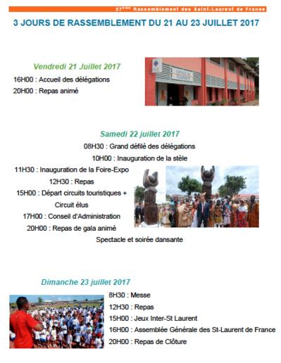 27° Rassemblement à Saint-Laurent-du-Maroni