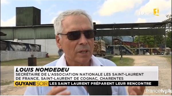 ITV de la délégation du CA en déplacement à Saint-Laurent-du-Maroni