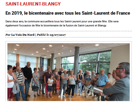 Saint-Laurent-Blangy 2019