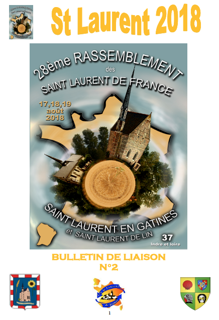 28° rassemblement - Saint-Laurent-en-Gatines - information N°3