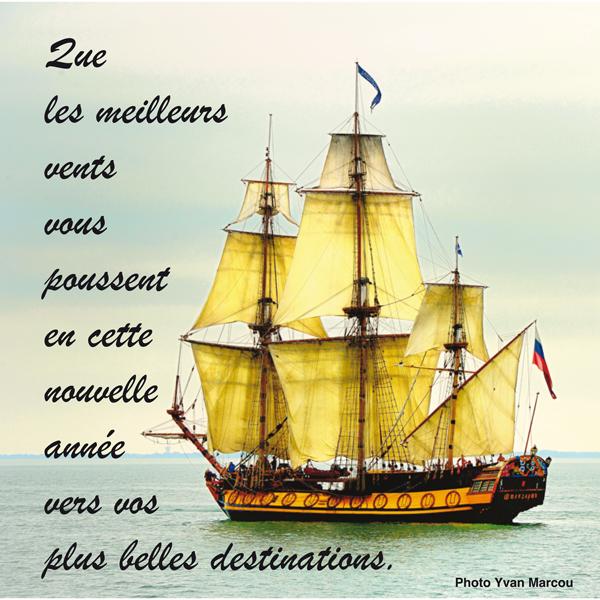Les Saint-Laurent de France souhaitent