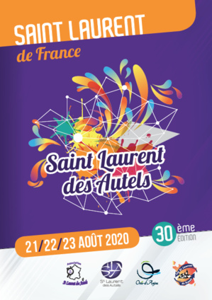 30° rassemblement - Saint-Laurent-des-Autels 21 - 22 - 23 août 2020 - Info n°5