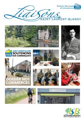 Bulletin de liaison des Saint-Laurent-Blangy
