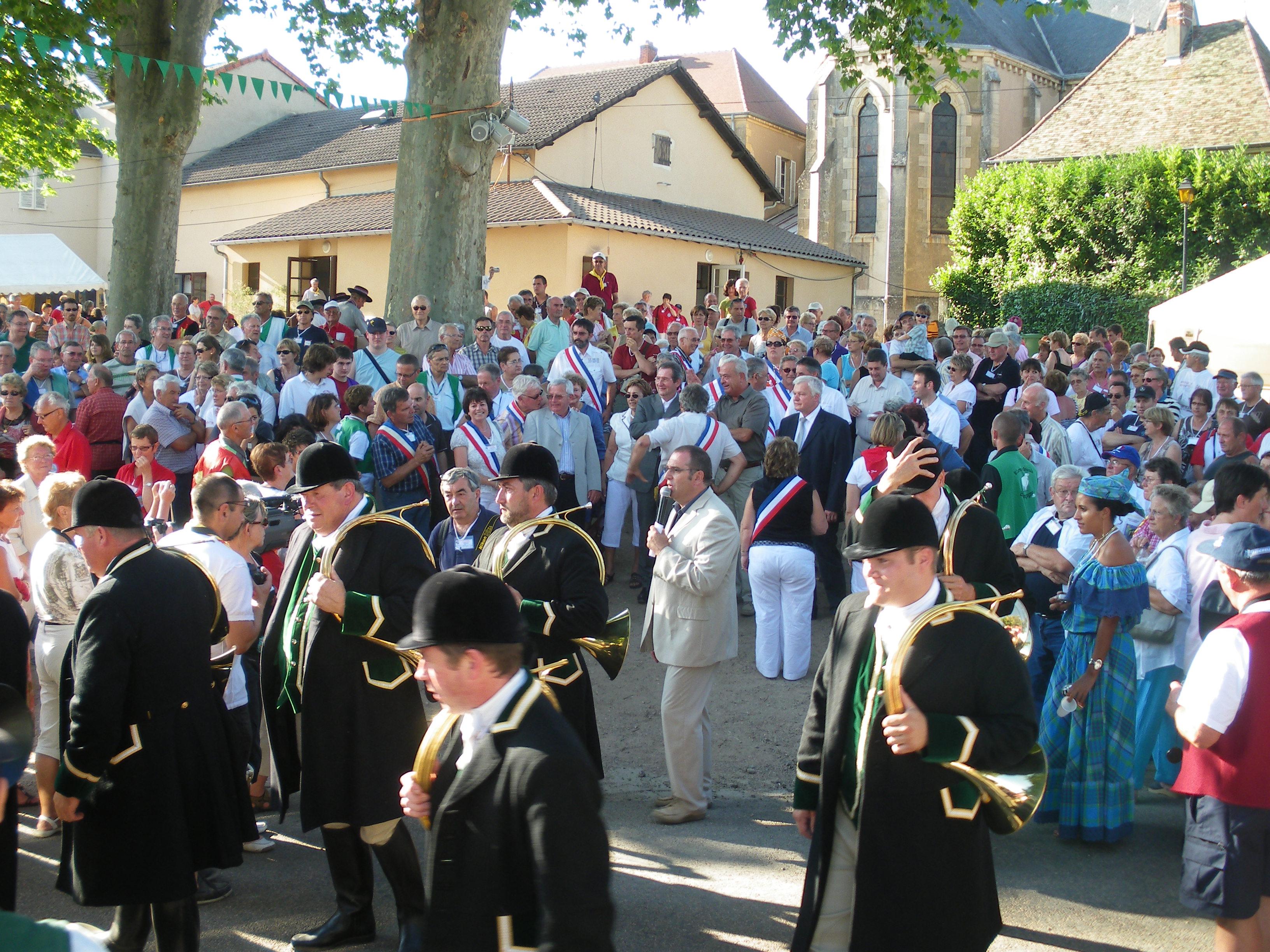 Modification - 30° Rassemblement à Saint-Laurent-en-Brionnais du 1 au 3 juillet 2022, c'est reparti !