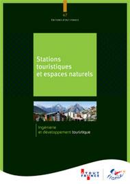 Stations touristiques et espaces naturels.