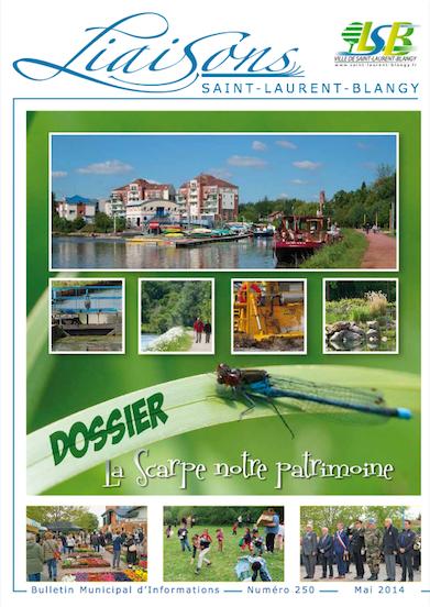 Bulletin municipal N°250 - mai 2014