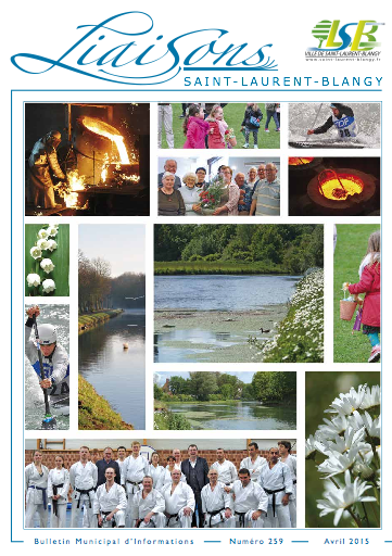 Bulletin municipal N° 259 - avril 2015
