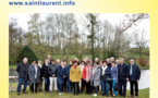Lien N°55 - bulletin de liaison des Saint-Laurent de France - mai 2017