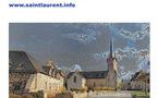 Lien N° 34 - Bulletin de liaison des Saint-Laurent de France