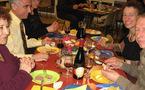 Le Beaujolais nouveau à Saint-Laurent-Blangy