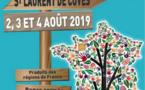 29° rassemblement des Saint-Laurent de France - information n°2