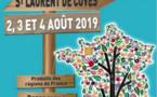 29° rassemblement des Saint-Laurent de France - information n°3