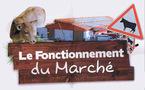 Marché aux veaux de Saint-Laurent-de-Chamousset