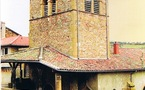L'église de Saint-Laurent-d'Oingt