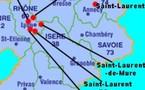 Saint-Laurent-de-Vaux (68670 - Rhône) Région: Rhône-Alpes