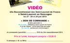 VIDEO du 24° rassemblement à Saint-Laurent en Gascogne